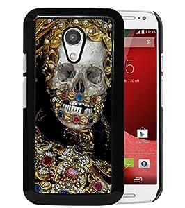 Beautiful Designed Case With heavenly Black For Motorola Moto G 2nd Generation Phone Case