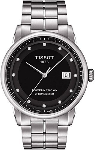 Tissot Luxury Automatic Diamond Markers