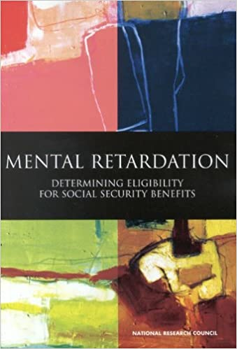 Mental Retardation: Determining Eligibility for Social
