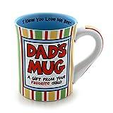Best Enesco Dad Mugs - Enesco 4026941 Our Name Is Mud by Lorrie Review
