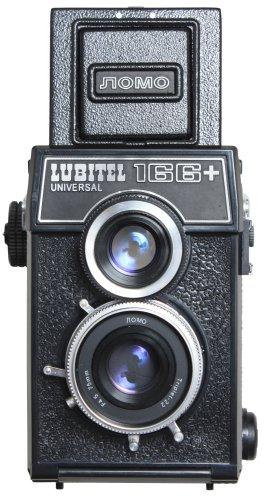 Lomography Lubitel 166+ Twin Lens Medium Format Film Camera