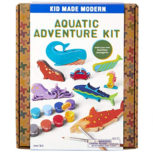 Kid Made Modern Aquatic Adventure Craft Kit