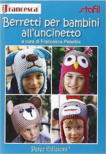 Amazonit Berretti Per Bambini Alluncinetto Francesca Peterlini