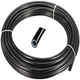 Utah Pneumatic SAEJ844 Air line 3/8'Od 0.257' Id Air Line 32.8 Feet DOT Approved Tubing Nylon Air Hose Air Tubing Pneumatic Pipe Hose Duble Layer Type B For Air Brake Tubing or Fluid Transfer