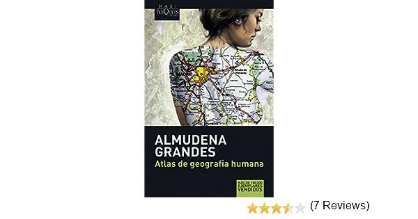 Atlas de geografía humana eBook: Grandes, Almudena: Amazon.es: Tienda Kindle
