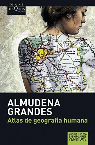 Atlas de geografía humana (Volumen independiente nº 1) (Spanish Edition)