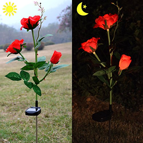 Artificial Flowers With Led Lights - 2
