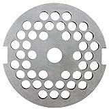 Ankarsrum Original Aluminum Grinder Hole Disc, 6 Millimeter