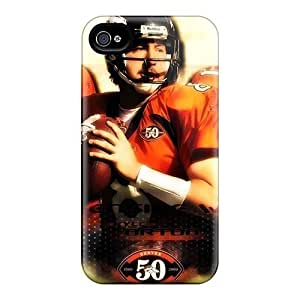 New Fashion PC For Ipod Touch 5 Case Cover Denver Broncos