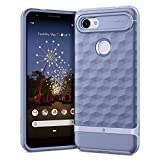 Caseology Parallax Designed for Google Pixel 3a XL Case (2019) - Purple-ish