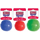 KONG Squeezz Ball Size:Medium Packs:Pack of 2