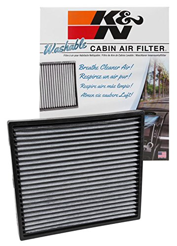 VF2043 K&N CABIN AIR FILTER (Cabin Air Filters):