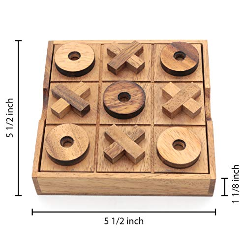 Tic Tac Toe Wood Coffee Tables Family Games To Play And A Import