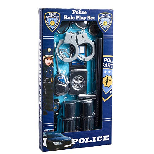 Dress Up America Police Officer Deputy Role Play Kit for Kids - http://coolthings.us