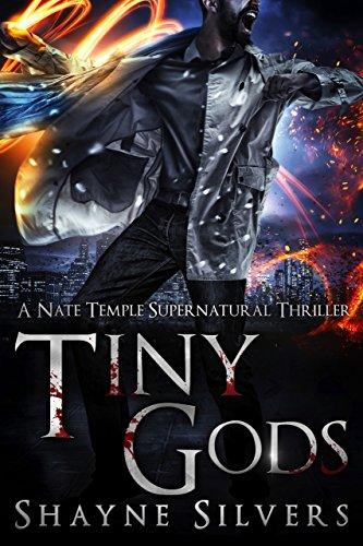 Tiny Gods: A Nate Temple Supernatural Thriller