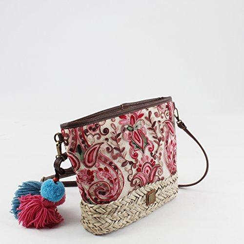 para Bandolera Bolso 0JV1659 Bluebags Natural Mujer Unica q6Hvxzw
