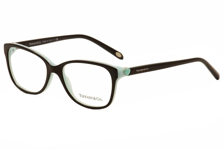 Tiffany & Co. Für Frau 2097 Black / Blue Kunststoffgestell Brillen ...