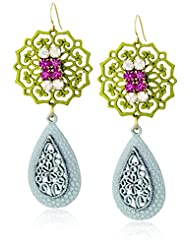 Lenora Dame Sangria Drop Earrings