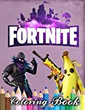 Fortnite Coloring Book:: Fortnite Activity Book for Boys, Girls, Kids and Teens - Color 40 of Your Favorite Fortnite Skins (Gift for Fornite Fans)