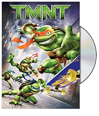 TMNT (2007) DVD: Amazon.es: Cine y Series TV