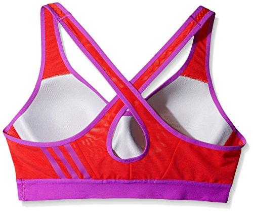 Dames Adidas Sport Soutien shock Purple De Supernova Pour gorge Red Ray AZYPqpwY