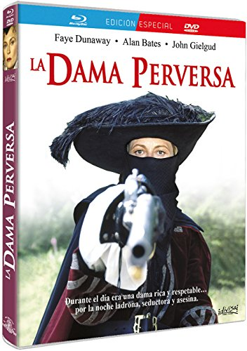 The Wicked Lady (Blu-Ray + Dvd) La Dama Perversa [Non-usa Format: Pal -Import- Spain ]