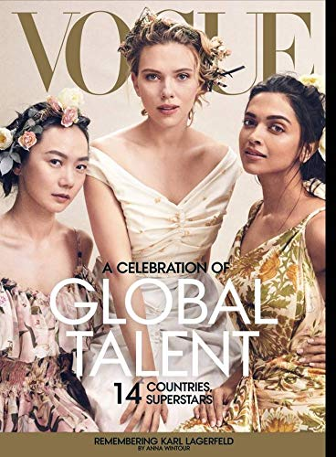 Vogue from Conde Nast Publications
