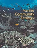 img - for Marine Community Ecology book / textbook / text book