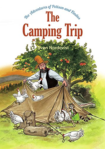 Image of The Camping Trip: The Adventures of Pettson & Findus (The Adventures of Pettson and Findus)