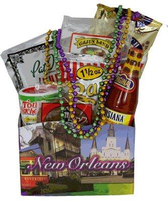Taste of New Orleans Gift Basket