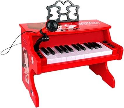 HXGL-piano Juguete Piano Multifunción Música Cultura ...