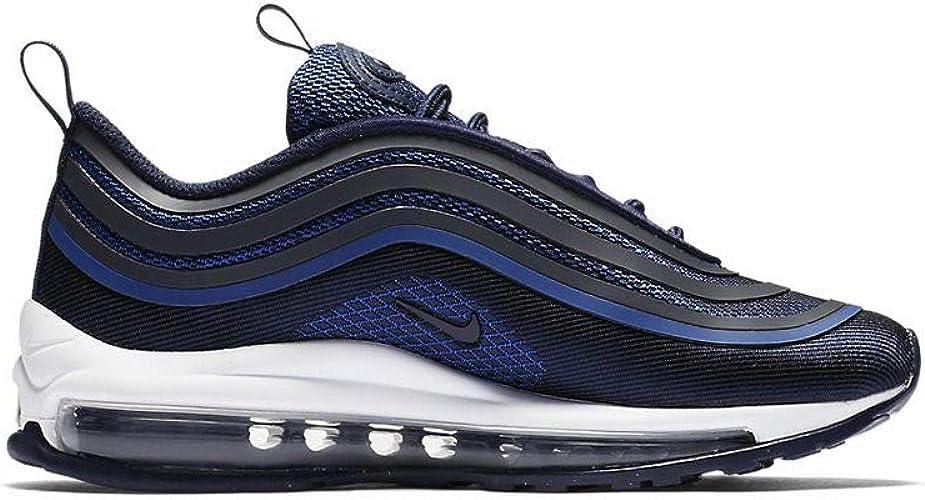 Nike air max 97 ul 17 (GS) 2611 silver scarpe sportive