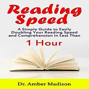 Reading Speed Audiobook