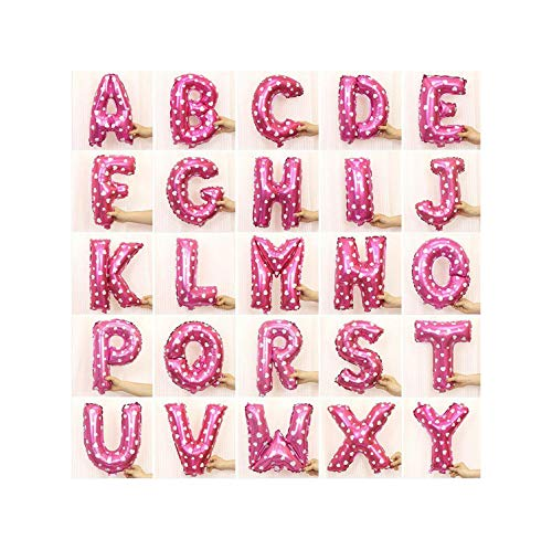 1pcs 16 Inch Happy Birthday Balloons Foil Letter