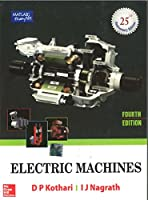 Electric Machines, 4th Edition Front Cover