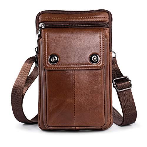 Guzilan Leather Mobile Cellphone Holster