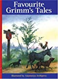 img - for Favourite Grimm's Tales book / textbook / text book