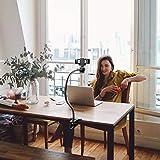 Pipishell 25 Inch Webcam Stand - Flexible Desk