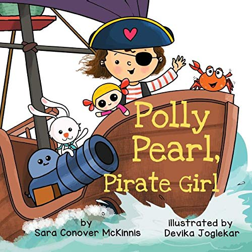 Polly Pearl, Pirate Girl (Polly Pirates)