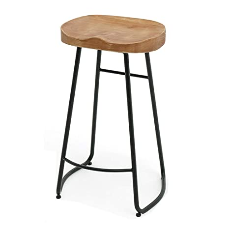 Astounding Amazon Com Zzmop Barstools Simple Retro Wrought Iron Caraccident5 Cool Chair Designs And Ideas Caraccident5Info