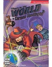 Where In The World Is Carmen Sandiego? (Jewel Case) - PC/Mac