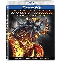 Ghost Rider: Spirit of Vengeance on Blu-ray 3D