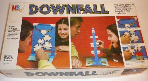 Downfall - Milton Bradley - 1979 by Milton Bradley Company