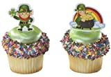 Lucky Leprechauns Cupcake Picks 12 Pack