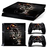 Consoles Ps4 Best Deals - Vinyl Decal Protective Skin Cover Sticker for Sony PS4 Console And 2 Dualshock Controllers #8