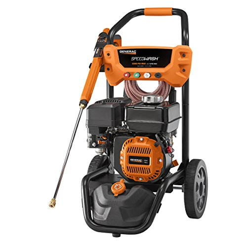 Generac Speedwash 7122 3200 Psi 2 7 Gpm 196cc Gas Powered