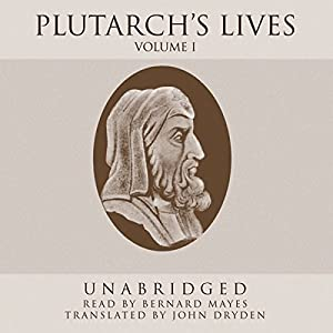 Plutarch's Lives, Volume 1 Hörbuch
