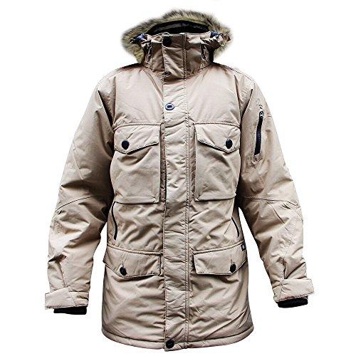 Dickies Salt Lake Parker Jacket Khaki by Dickies