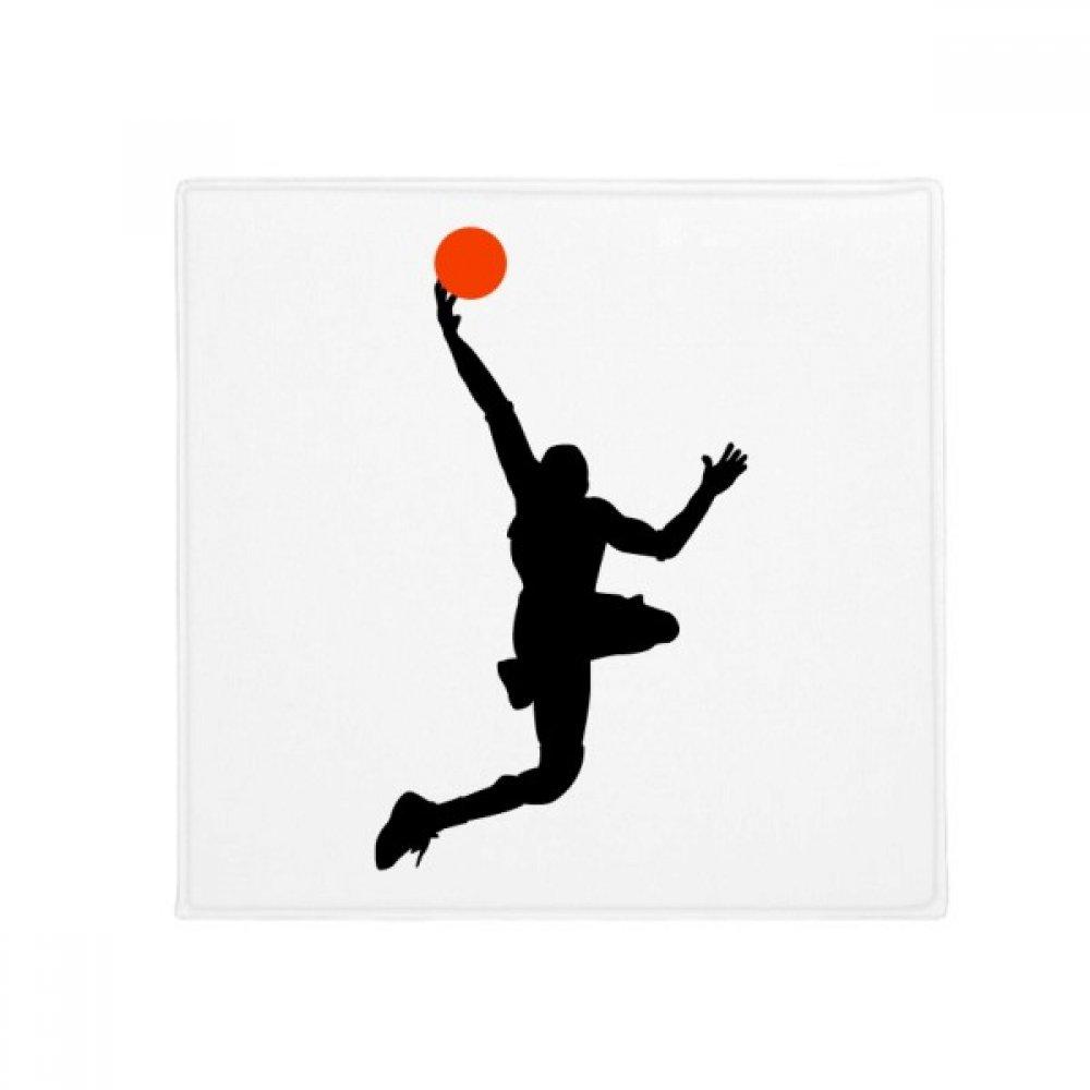 DIYthinker Sports Basketball Running Slam Dunk Anti-Slip Floor Pet Mat Square Home Kitchen Door 80Cm Gift
