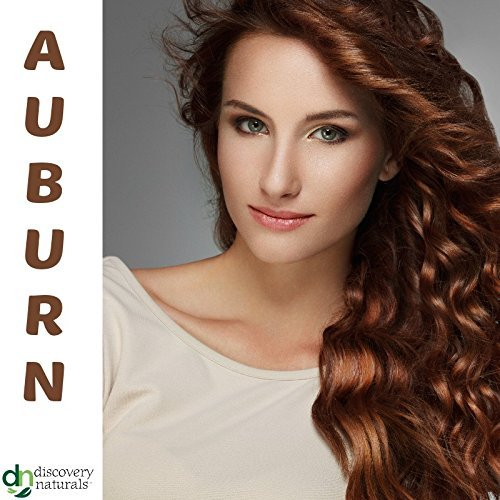 amazoncom henna maiden awesome auburn 100 natural chemical free hair color organic hair color beauty - Henn Color Auburn